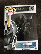 Sauron #122 Pop! películas El Señor De Los Anillos Funko Pop Vinilo!