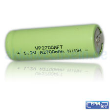 2800 mah batería de repuesto para Triumph Battery oral-B 5000 9000 9500 9900 48mm NiMH