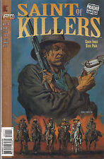 Preacher Modern Age Horror & Sci-Fi Comics