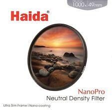 Haida 49mm NanoPro MC ND1000 Filter Neutral Density ND 49 10 Stop ND3.0 NEW