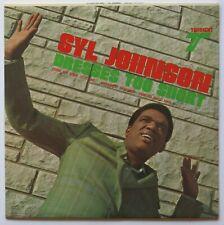 SYL JOHNSON -FACTORY SEALED 1ST PRESS Dresses Too Short LP Twinight PERFECT MINT
