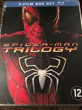 Spider-Man Trilogy Steelbook (Region Free Blu-ray Box Set) FAST SHIPPING