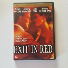 DVD18 - Exit in red