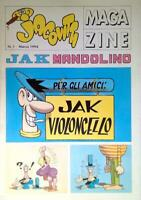 Jacovitti Magazine Dal N.1 / March 1994 From N.19 / May 2000 Aa.vv