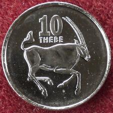 Botswana 10 Thebe 1998 (D0904)