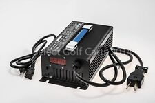 New 48 V 15 Amp Yamaha Club Car CROWS FOOT 48 Volt Golf Cart Battery Charger