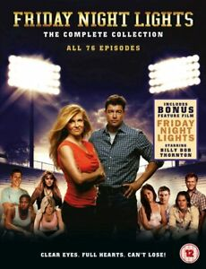 FRIDAY NIGHT LIGHTS- THE COMPLETE COLLECTION- DVD