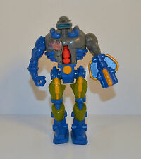 "1993 Humabot 5"" Toy Biz Robot Action Figure The Bots Master Animated Series"