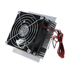 Thermoelectric Semiconductor Peltier Refrigeration Cooling System Kit Cooler DIY