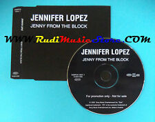 CD Singolo Jennifer Lopez Jenny From The Block SAMPCS 12241 1 EUROPE PROMO(S24*)