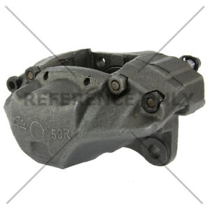Rr Right Rebuilt Brake Caliper With Hardware  Centric Parts  141.02505
