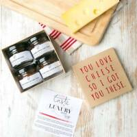 Chutney Gift Set for Her Women Friends Birthday Anniversary Unusual Presents