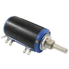 WXD3-13 2W 100 ohm Multi Turn Wirewound Potentiometers Pots (Bag of 2) BT