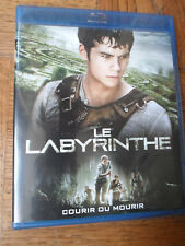 BLU-RAY LE LABYRINTHE