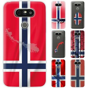 Dessana Norway TPU Silicone Protective Cover Phone Case Cover For LG