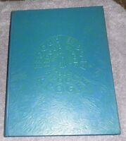 APOGEE 1970 E. L. Bowsher High School Yearbook -- Toledo, Ohio