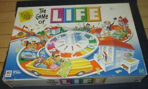 Used. LIFE GAME REPLACEMENT PIECES 1991-EDITION - Pick The Piece Needed