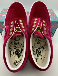 Jojo's Bizarre Adventure × VANS Sneakers Shoes Men's US7 Giorno Model G4312