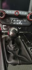 C7 Corvette Carbon Fiber Shifter Knob Fits Mgw Flat Stick Only Black