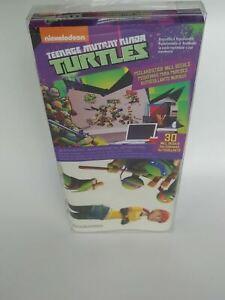 Nickelodeon Teenage Mutant Ninja Turtles 30 Peel and Stick Wall Decals -USA made