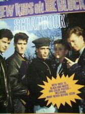 New Kids On The Block Scrapbook -Grace Catalano (1990, Paperback)