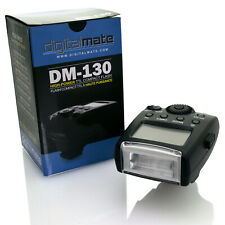 DigitalMate DM-130 TTL Compact Speedlite Flash for Nikon Digital SLR Cameras