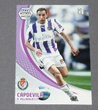 CAPDEVILA ESPAÑA VALLADOLID ESPAGNE PANINI CARD MGK FOOTBALL LIGA 2007-2008