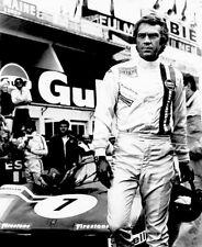 Steve McQueen - Le Mans - 1971 - Portrait Poster