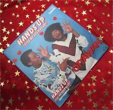 OTTAWAN - Hands up * KULT 1981 *  TOP (M-:)) PREIS HIT SINGLE * TOP :)))