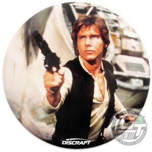 Discraft Star Wars HAN SOLO SuperColor ULTRA-STAR 175g Ultimate Frisbee