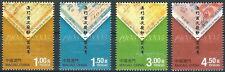 Macau - 100 Jahre Banknoten in Macau Satz postfrisch 2005 Mi. 1414-1417