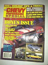 Chevy Performance Special Magazine Build Your 350 V8 1990s 031317NONRH