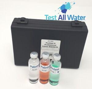 Palintest Pooltest 9 Professional Colour Standards