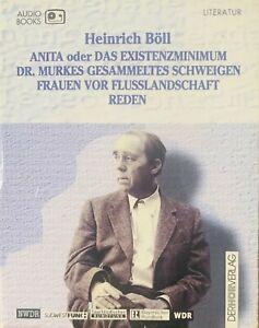 Anita oder das Existenzminimum von Heinrich Böll 4 MC | MC
