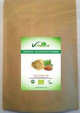 Raw Organic polvere di radice di yacon