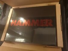 *HAMMER VAULT BOOK* Limited Edition of 1000 by Marcus Hearn (Horror Cushing/Lee)