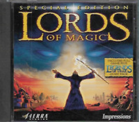 Lords of Magic Special Edition (Jewel Case) Video Game
