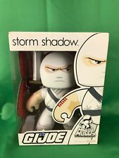 GI JOE MIGHTY MUGGS SERIES FIGURE STORM SHADOW, NEVER OPENED