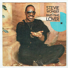 Stevie WONDER Vinyl 45 tours RPM - PART-TIME LOVER - MOTOWN 40351 STEREO RARE