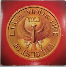 """The Best of Earth Wind & Fire Vol I 33 RPM 12"""" Record EWF 1978 ShopVinyls.com"""