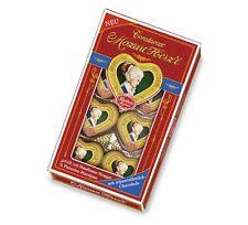 3 x Reber Constanze Mozart Heart Chocolate 8 pcs in Gift Box 80g New