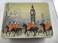 Huntley And Palmers Vintage English Biscuit Tin