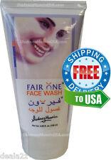 Shahnaz Husain Fairness Fair one face wash For smooth fair skin
