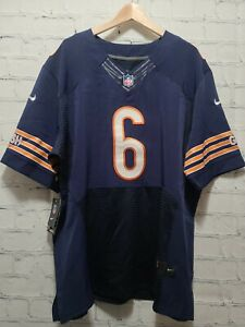 Nike NFL On Field Chicago Bears Stitched Jersey Jay Cutler 52