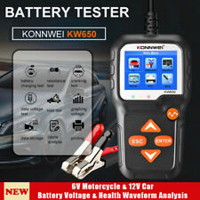 6-16V Car Battery Tester Cranking Charging System Analyzer Diagnostic Scan Tool