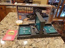 New ListingVintage 1982 Electronic Battleship Game by Milton Bradley Tested Working