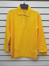 Boys French Toast Uniform/Casual Gray or Gold Polo Shirt Reg & Husky Sz 4 - 20H