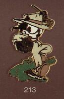 Pin's Badge Demons & Merveilles BD Comics Felix the Cat le chat Crocodile