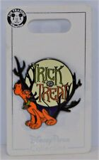 Disney Halloween 2018 Pluto Howling At Moon Trick Or Treat Pin BRAND NEW CUTE