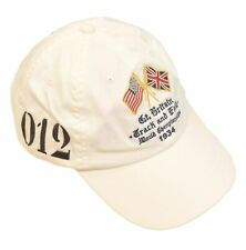 Polo Ralph Lauren GBR Track and Field Championships 1934 Hat-White